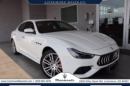 2020 Maserati Ghibli GranSport Sedan