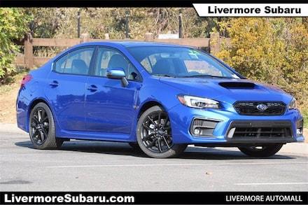 2021 Subaru WRX Limited Limited Manual