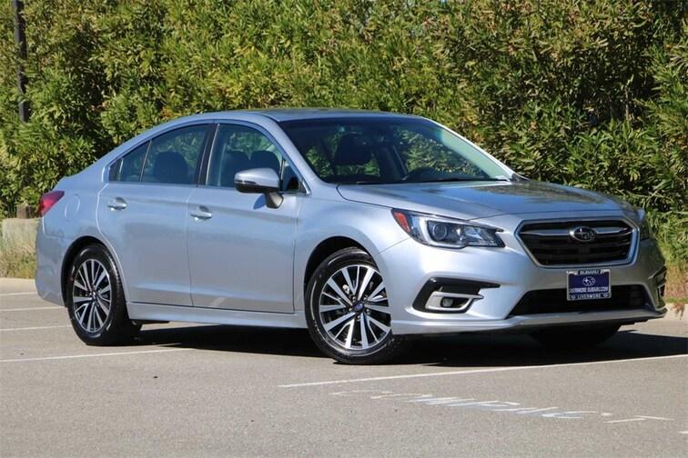 Certified 2018 Subaru Legacy 2.5i Sedan Livermore CA