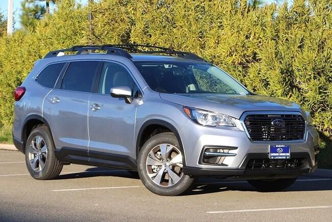 New 2019 Subaru Ascent Premium 8-Passenger SUV for sale in Livermore, CA