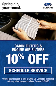 Air Filter Special in Livermore CA