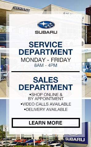 Livermore Subaru is Open