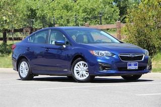 Used 2018 Subaru Impreza 2.0i Premium Sedan in Livermore, CA