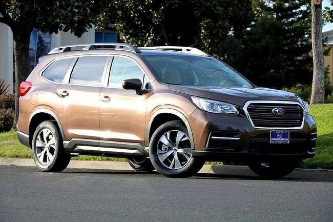 New 2019 Subaru Ascent Premium 7-Passenger SUV for sale in Livermore, CA