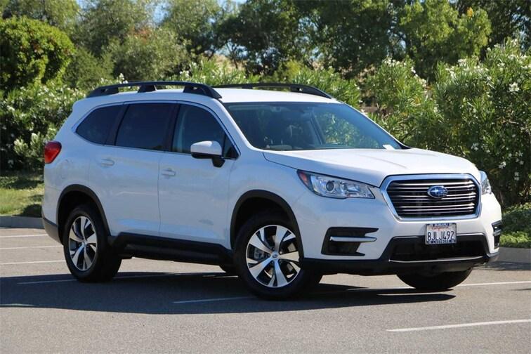 Certified 2019 Subaru Ascent Premium SUV Livermore CA