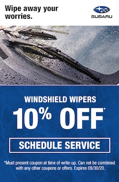 Windshield Wipers in Livermore CA