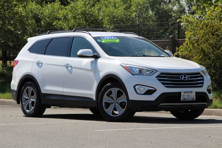 2014 Hyundai Santa Fe Limited For Sale >> Used 2014 Hyundai Santa Fe Limited For Sale In Livermore Ca
