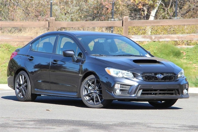 New 2019 Subaru WRX Premium (M6) Sedan for sale in Livermore, CA