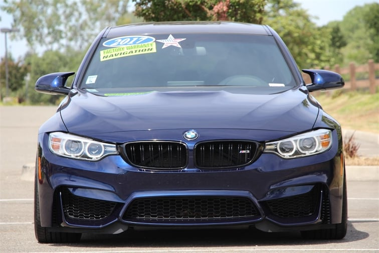 Used 2017 Bmw M3 Base For Sale In Livermore Ca Serving