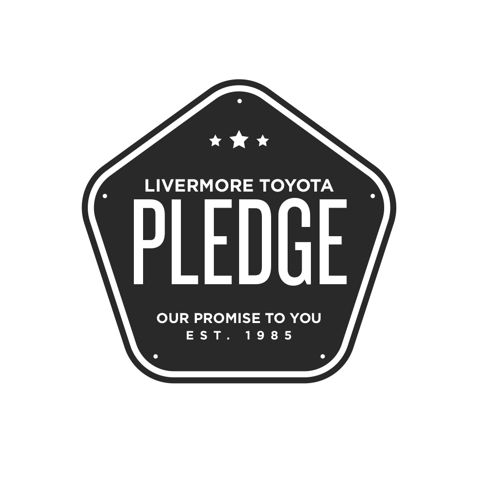 Livermore Toyota Pledge Our Promise To You