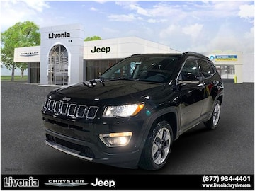 2021 Jeep Compass SUV