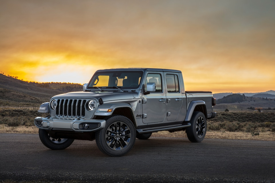 Jeep Gladiator Detroit