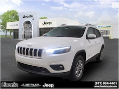 New 2020 Jeep Cherokee For Sale in Livonia
