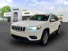 2020 Jeep Cherokee Latitude Plus SUV For Sale in Livonia