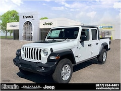 New 2020 Jeep Gladiator For Sale in Livonia