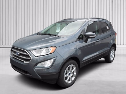 2021 Ford EcoSport SE AWD SE 4WD