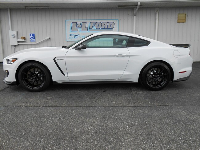 2016 Ford Mustang Shelby GT350 Fastback Shelby GT350