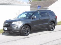 2018 Ford Explorer XLT AWD XLT SUV