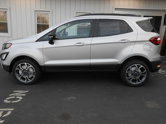 2019 Ford EcoSport SES AWD SES 4WD