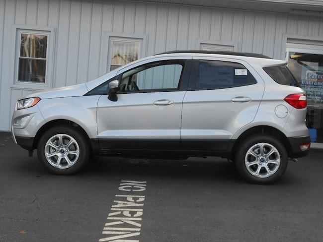 2018 Ford EcoSport SE AWD SE 4WD