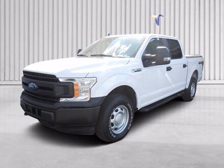 2020 Ford F-150 Super Crew XL 4x4 Truck SuperCrew Cab