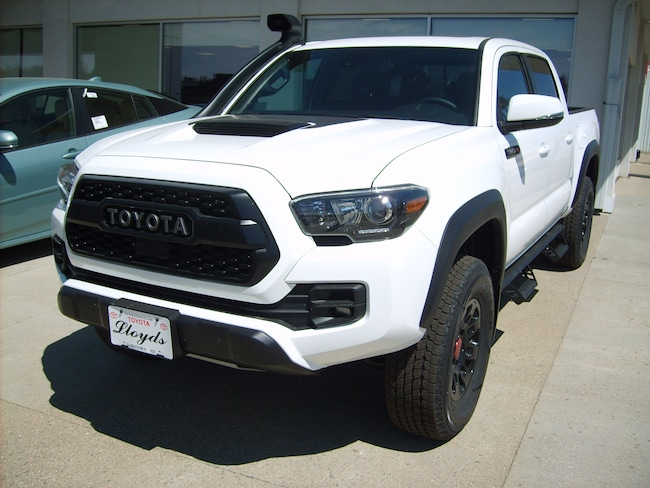 2019 Toyota Tacoma 4x4 TRD PRO Double Cab Truck Double Cab