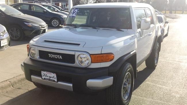 2012 Toyota FJ Cruiser 4x4 SUV