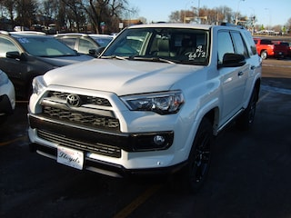 New 2019 Toyota 4Runner Limited Nightshade SUV in Easton, MD