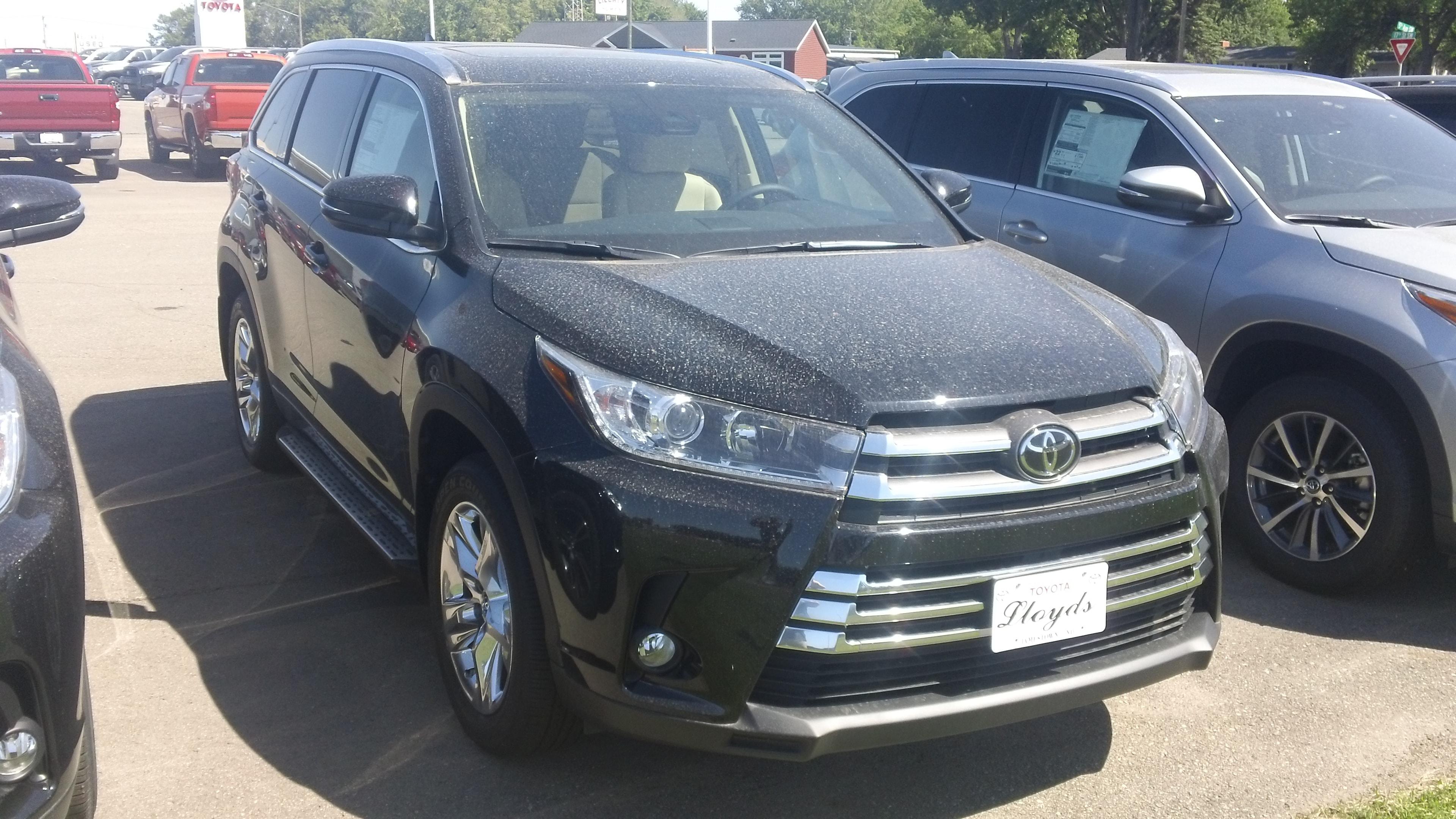 2018 Toyota Highlander Limited V6 AWD SUV