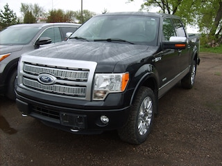 2012 Ford F-150 XL 4WD Super Crew Truck SuperCrew Cab