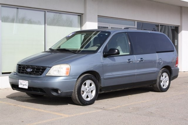 2004 Ford Freestar SES Sport Appearance Plus Wagon