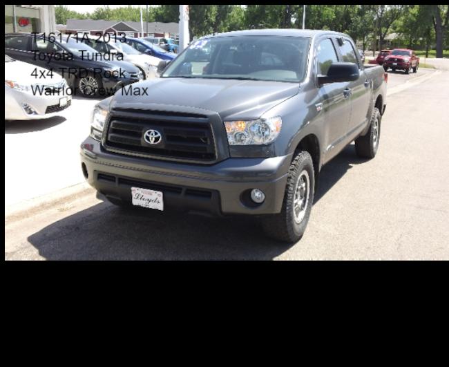 2013 Toyota Tundra Tundra GRD Truck