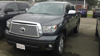 2012 Toyota Tundra Limited 5.7L V8 w/FFV Truck CrewMax