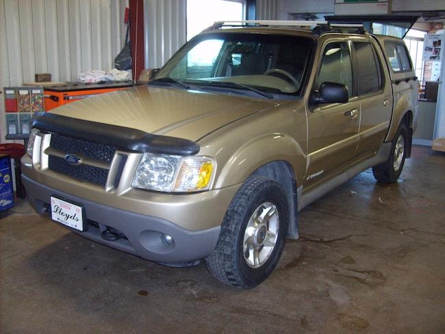 2002 Ford Explorer Sport Trac 126