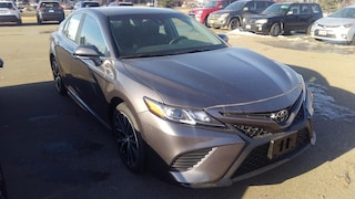 New 2018 Toyota Camry SE Sedan in Easton, MD