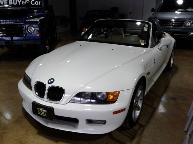 Used 1998 Bmw Z3 For Sale At Locals Car Buyer Vin 4uscj3327wlc12147