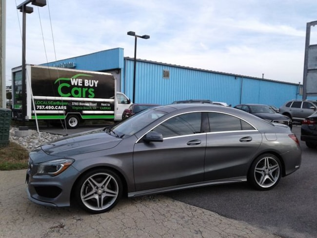 2014 Mercedes-Benz CLA 250 Coupe