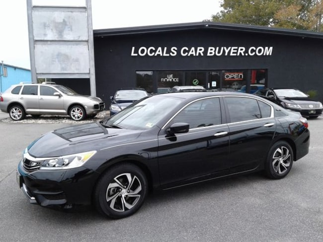 2017 Honda Accord LX w/Honda Sensing Sedan