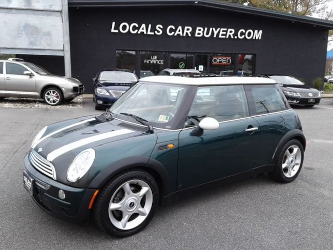 2004 MINI Cooper Base Hatchback