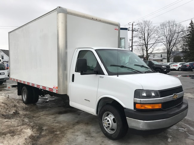 2017 Chevrolet Express 4500 2WT Camion