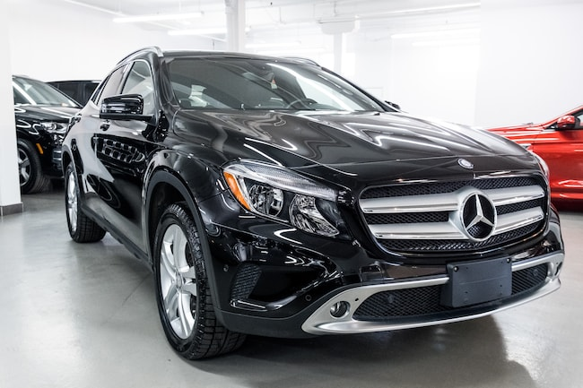 2015 Mercedes-Benz GLA-Class 2015 Mercedes-Benz 4MATIC 4dr 250 VUS