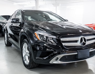 2015 Mercedes-Benz GLA-Class 2015 Mercedes-Benz 4MATIC 4dr 250 SUV