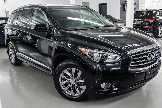 2013 INFINITI JX35 7 PASS NAVIGATION FULL SUV