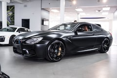 2015 BMW M6 CARBON ROOF, CERAMIC BRAKE HIGHLY OPTIONED Coupe