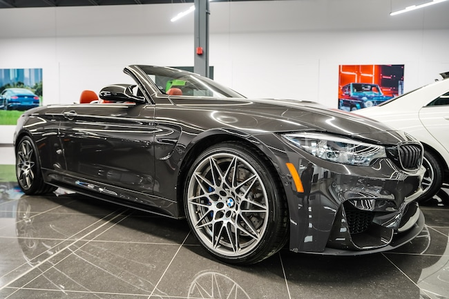 2018 BMW M4 CABRIOLET Convertible