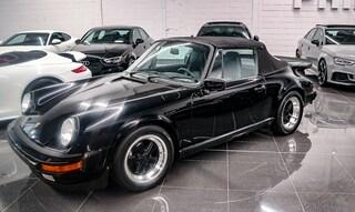 1989 Porsche 911 2D Cabriolet