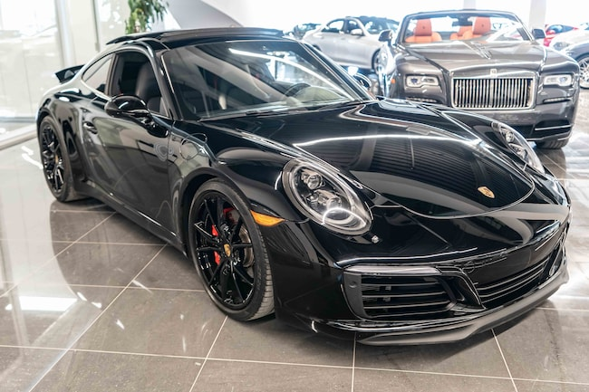 2017 Porsche 911 Carrera S ENDURANCE RACING EDITION Coupe