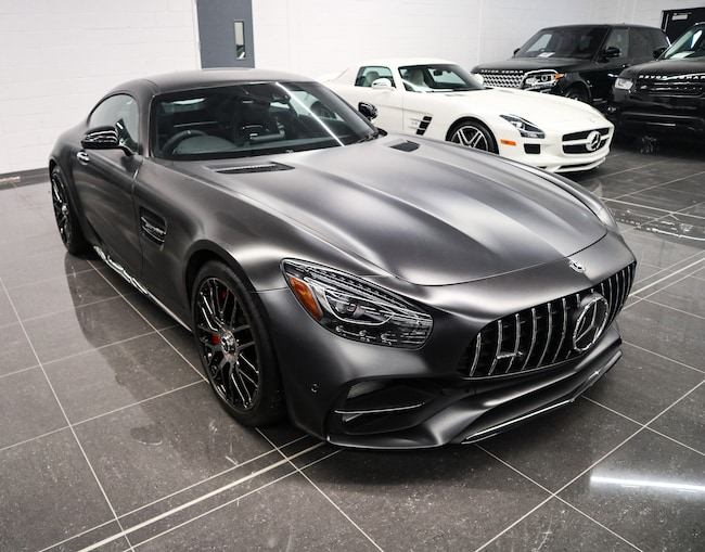 2018 Mercedes-Amg AMG GT 50 EDITION GTC AMG Coupe