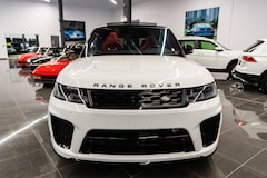 2018 Land Rover Range Rover Sport V8 SUV