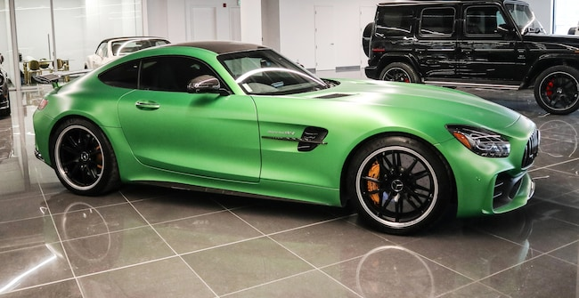 2018 Mercedes-Benz AMG GTR MERCEDES-AMG Coupe